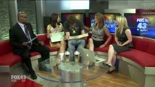 National Donut Day 2013 at Fox 43