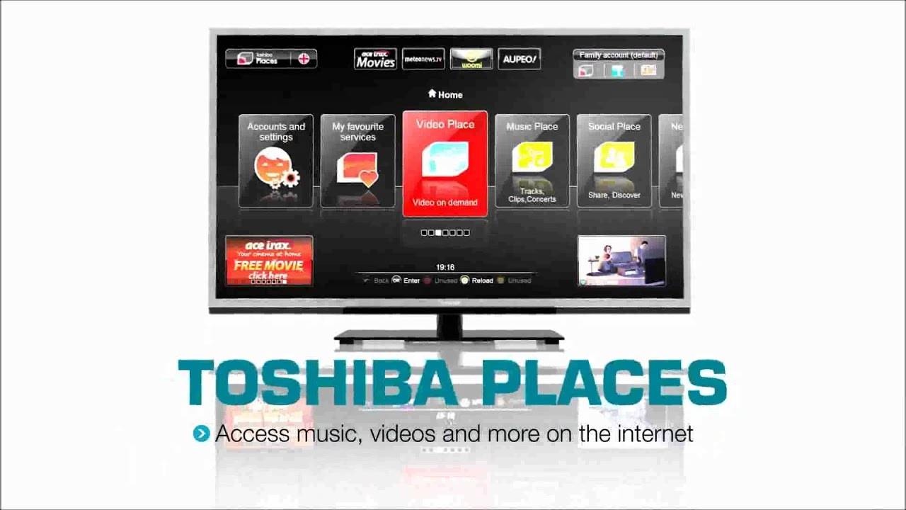 Tl Verlichting Wiki Toshiba Tv Tl Series Smart 3d Led Tv