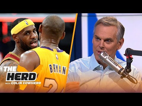 Colin Cowherd Breaks Down How NBA's Top 10 All-time Scorers Are All 'specialists' | NBA | THE HERD
