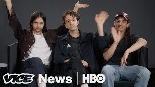 Beach Fossils Breaks Down How They Composed
