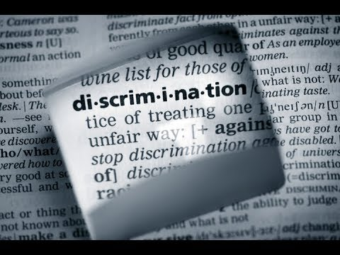 Sexual discrimination I: know your rights