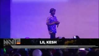 Lil Kesh performing 'Efejoku', 'Cause Trouble' & 'Ishe' at #TheMVPs