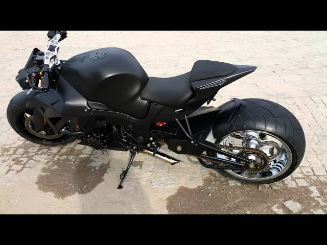Scorpion   Custom Hayabusa Streetfighter