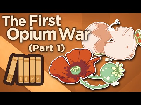 First Opium War - I: Trade Deficits and the Macartney Embassy - Extra History