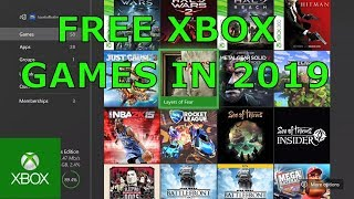 How To Get Free Xbox One Games In 2019 (no Glitches)