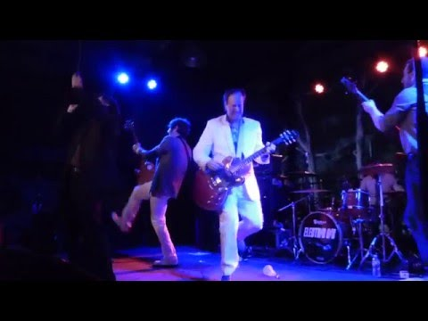 Electric Six - I Buy the Drugs (Houston 03.11.16) HD