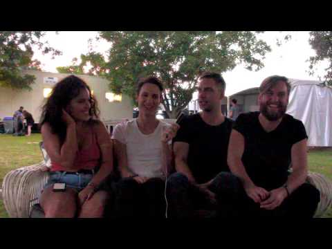 Naked and Famous Interview