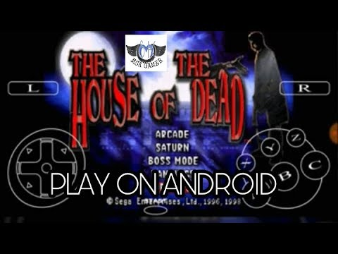 HOW TO PLAY HOUSE OF THE DEAD PC GAME ON ANDROID