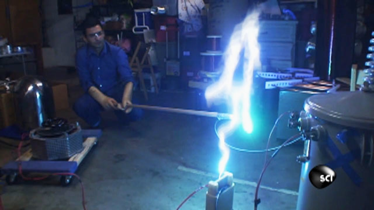 Playing with Plasma | Outrageous Acts of Science