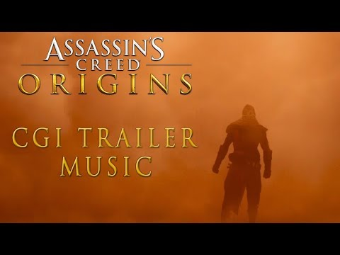 Assassin's Creed Origins : From Sand | CGI Cinematic Trailer Music by Max Richter