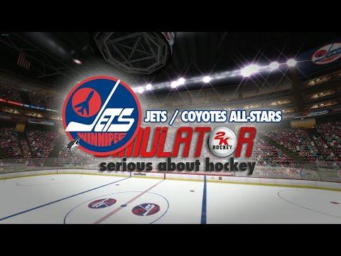 2KHS | Winnipeg Jets / Coyotes All-Stars (trailer)