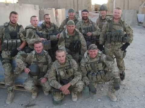 Polish troops Afghanistan - Śpij spokojnie