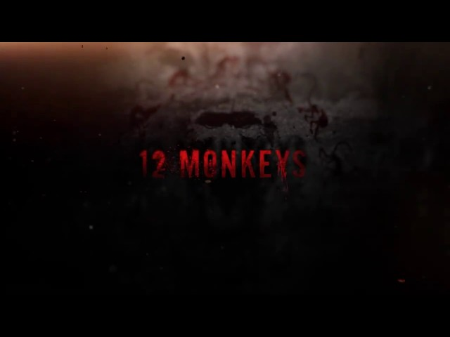 12 Monkeys - Official Alternative Opening Credits