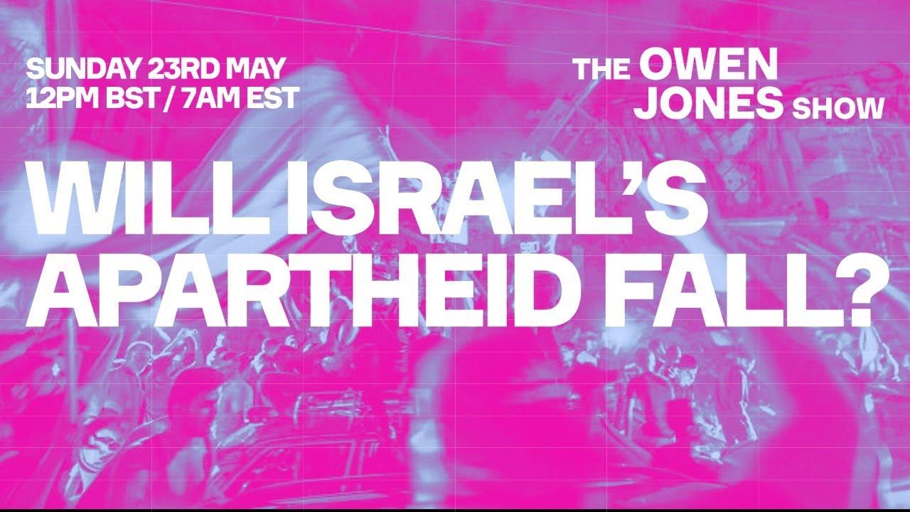 Will Israel's apartheid fall?