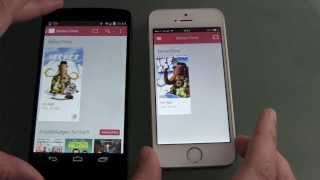 Google Play Movies iOS App