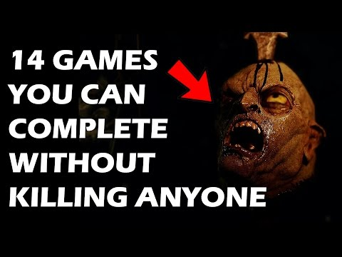14 Games You Can Complete Without Killing Anyone