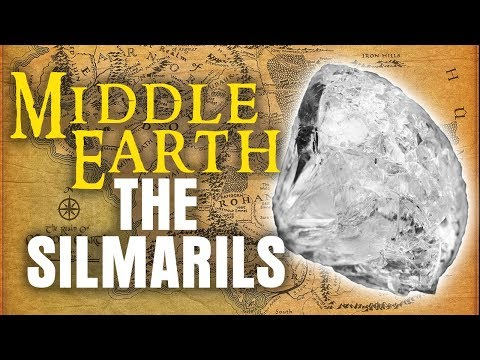 The Silmarils: Middle Earth's Most Powerful Gemstones