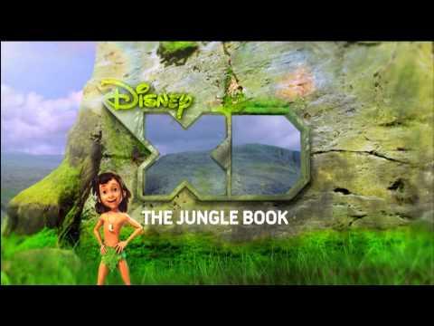 The Jungle Book Disney XD Bumper