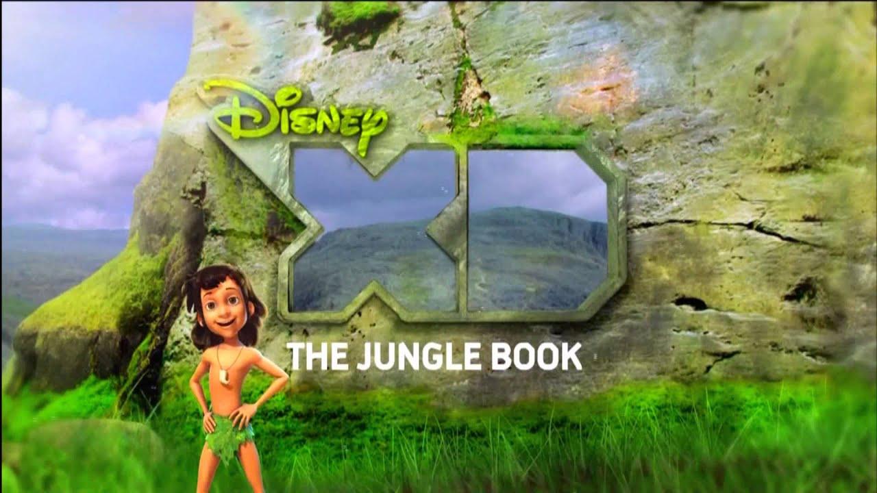 Disney Xd Bumpers 1 : The jungle book disney xd bumper youtube