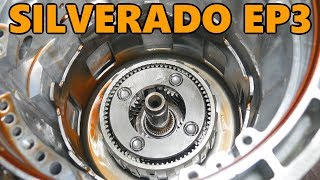 2007 Silverado 4L60E Teardown of Transmission in Detail (Ep.3)