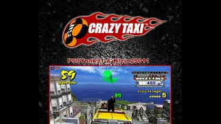 Recordando (Crazy Taxi) Ps3 2014