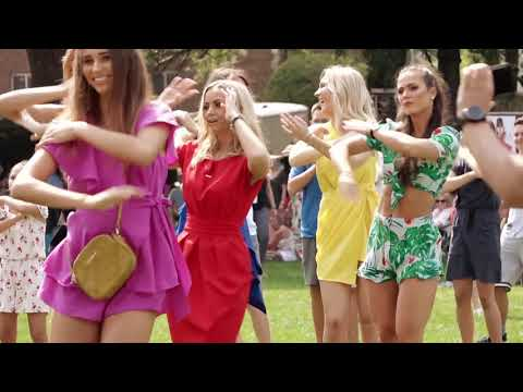 Piknik Radia 1030AM 1300AM i TV Polvision - FlashMob  Chicago 2018
