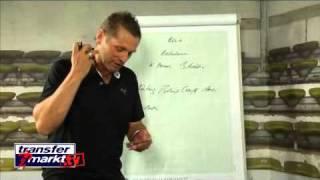 Uli borowka stellt seine persönliche traumelf vor. (video vom 22.10.2010)weitere videos rund um den fussball findet ihr auf http://www.transfermarkt.tvihr wo...