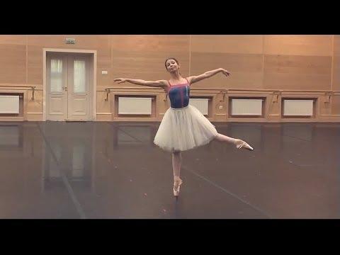 Evgenia Obraztsova Rehearsal