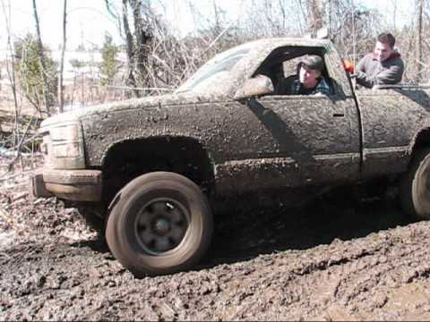 Mudding to Hicktown