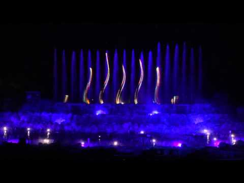 SatChitAnand Water Show at Akshardham   Trailer HD