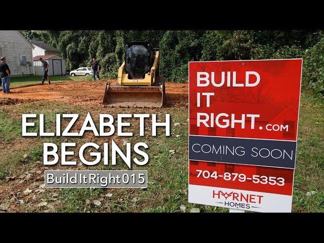 Elizabeth Begins | #BuildItRight 015