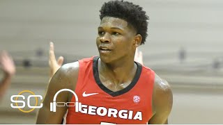 Has Anthony Edwards established himself as the No. 1 pick in the NBA draft? | SC with SVP