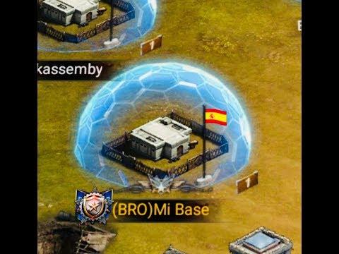 (La Serie )Consejos Para Los Nuevos Jugadores Base Nivel 1.Last Empire War-Z.