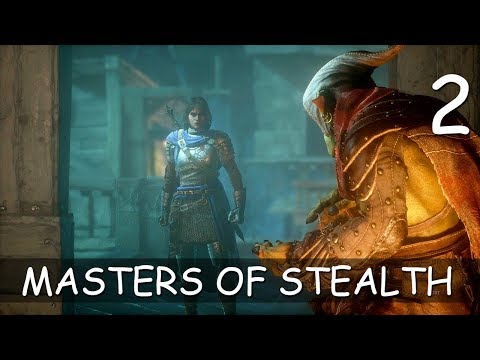 [2] Masters of Stealth (Let's Play Styx: Shards of Darkness w/ GaLm and FUBAR)