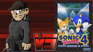 Johnny vs. Sonic The Hedgehog 4: Episode 2