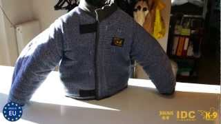 Vollschutzjacke, Bite Suit - Police Dog Training, Full Protection Jacket,  Kode:100vo