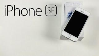 Déballage iPhone SE Argent (Unboxing)
