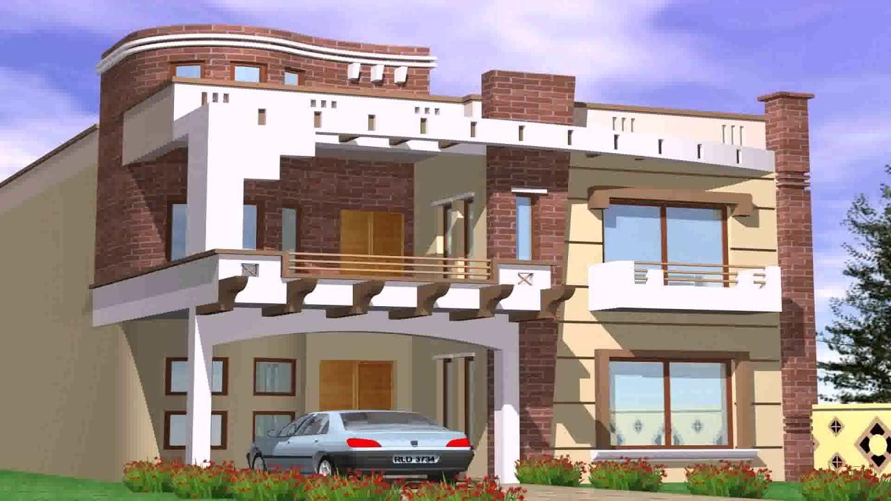 Pakistani Home Design Plans Youtube