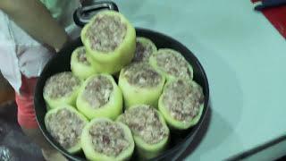 Перец Фаршированный | Stuffed Peppers | Как приготовить перцы фаршированные рецепт