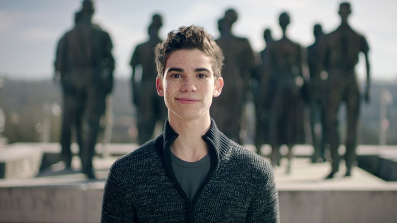Image result for cameron boyce humanitarian