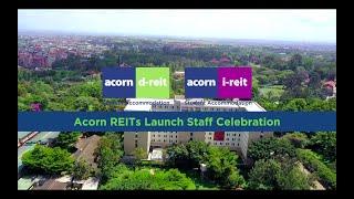Acorn REITs Launch Staff Celebration