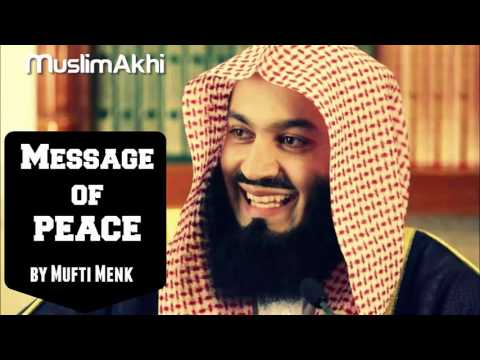 Message of Peace - Mufti Menk (5 April 2016) - Guyana. South America