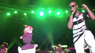 BoB - Airplanes (Feat. Hayley Williams of Paramore) Live in Vanderbilt university