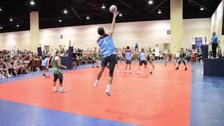 Strike Force - 2nd game - 2020 Daytona Volleyball Tournament