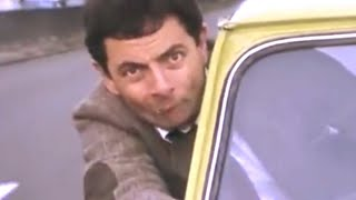 Driving Bean   Funny Clips    Mr Bean Official