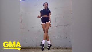 Im a proud Black Irish dancer. Heres why I see my differences as motivation  GMA Digital