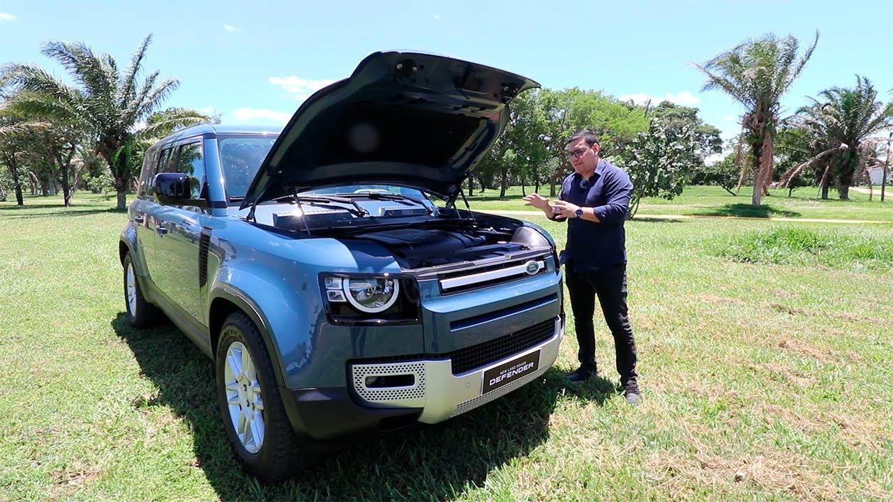 Land Rover Defender 2021 - Review en Español. - YouTube