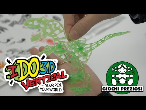 I DO 3D Vertical (Set 4 tubes) - Démo en français