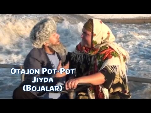Otajon Pot-Pot - Jiyda (Parodiya Bojalar) | Отажон Пот-Пот - Жийда (Пародия Божалар)