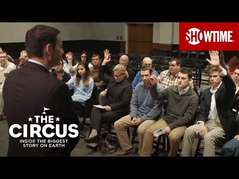 Focus Group on the Trump Presidency | Saint Anselm College, New Hampshire | THE CIRCUS | SHOWTIME